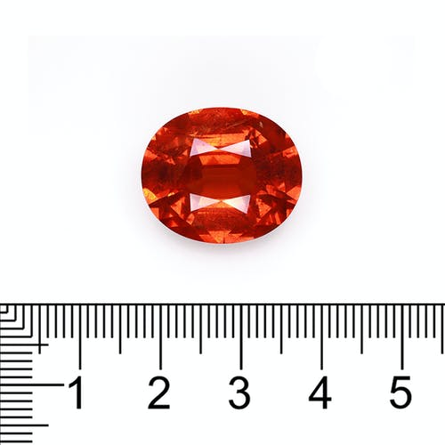 ST1240 : 25.51ct Spessartite Scale Image