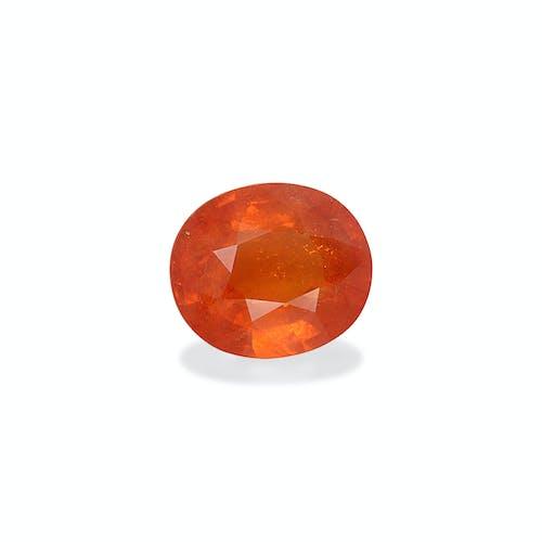 ST1273 : 13.92ct Mandarin Orange Spessartite – 15x13mm