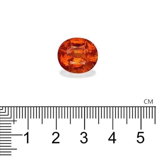 ST1350 : 11.96ct Orange Spessartite – 14x12mm