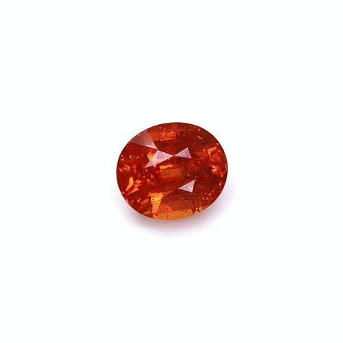 ST1429 : 17.19ct Orange Spessartite – 16x14mm