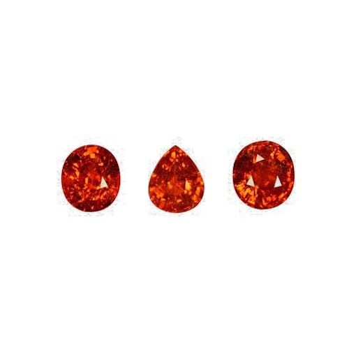 ST1454 : 24.51ct Spessartite