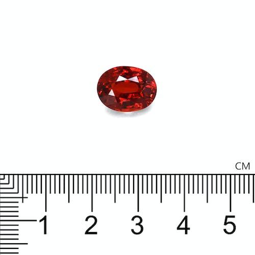 ST1670 : 8.91ct Blood Red Spessartite