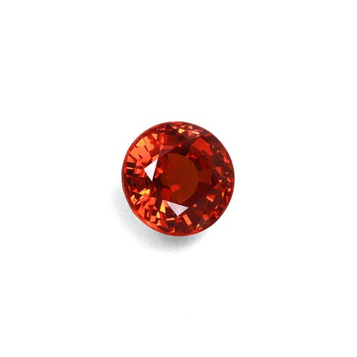 ST1675 : 5.81ct Fire Orange Spessartite – 10mm