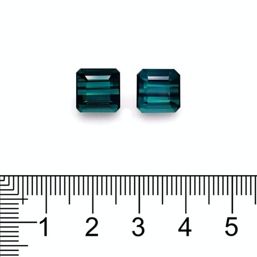 TB0040 : 9.40ct Blue Tourmaline Scale Image