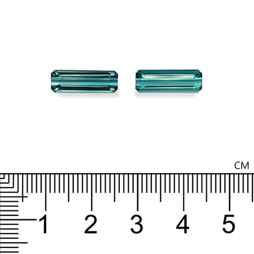 TB0104 : 5.52ct Indicolite Blue Tourmaline – Pair