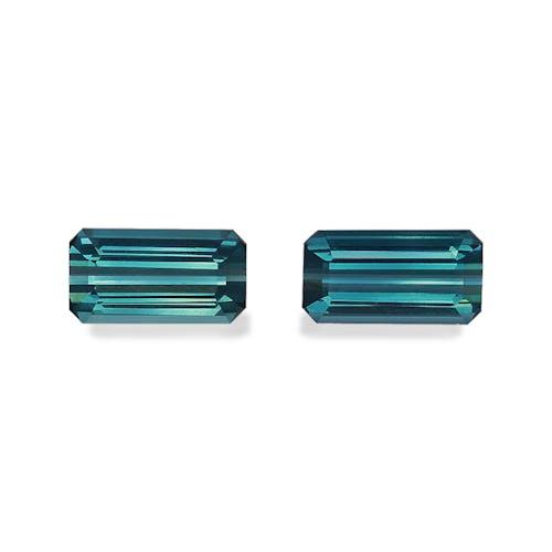 TB0127 : 9.91ct Indicolite Blue Tourmaline – Pair