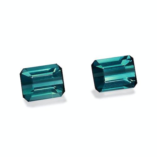 TB0145 : 2.78ct Blue Tourmaline – 7x5mm Pair