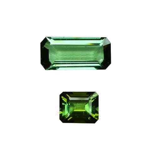 TG0047 : 9.90ct Green Tourmaline