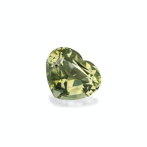 TG0153 : 9.57ct Pale Green Tourmaline – 14x12mm