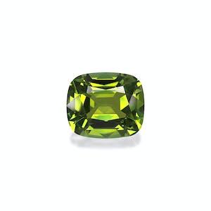 TG0217 : 5.21ct Lime Green Tourmaline – 12x10mm