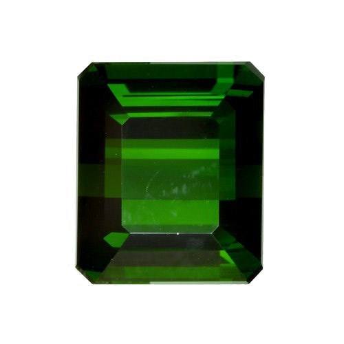 TG0263 : 27.18ct Green Tourmaline