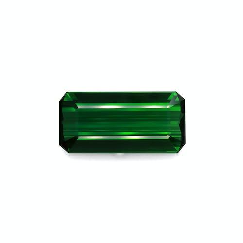 TG0413 : 24.67ct Vivid Green Tourmaline