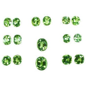TG0490 : 134.89ct Green Tourmaline