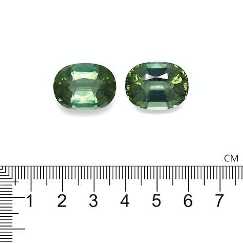 TG0506 : 43.97ct Cotton Green Tourmaline – Pair