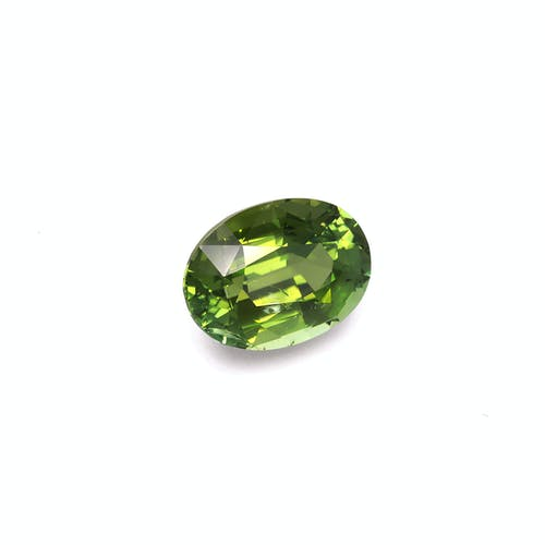 TG0520 : 15.75ct Green Tourmaline Back Image
