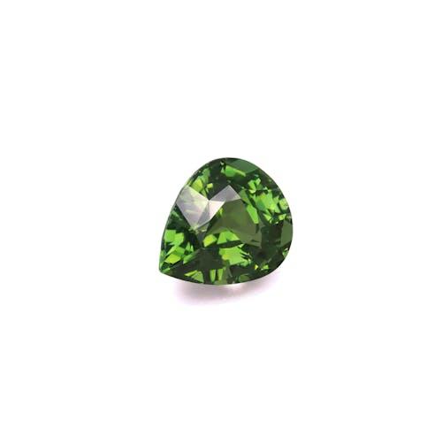 TG0595 : 11.23ct Green Tourmaline – 15x13mm