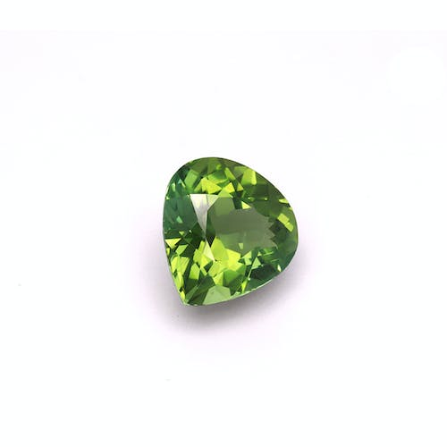 TG0599 : 9.99ct Green Tourmaline Back Image