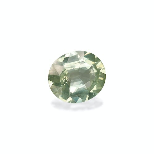 TG0622 : 9.85ct Pale Green Tourmaline – 16x14mm