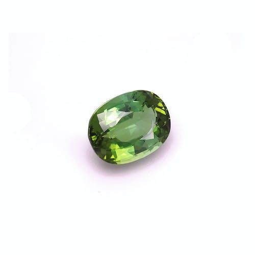 TG0629 : 16.73ct Green Tourmaline Back Image