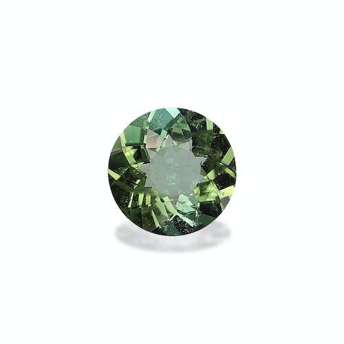 TG0634 1.jpg?auto=format&ixlib=php 3.3 - 7.64ct Cotton Green Tourmaline stone 13mm