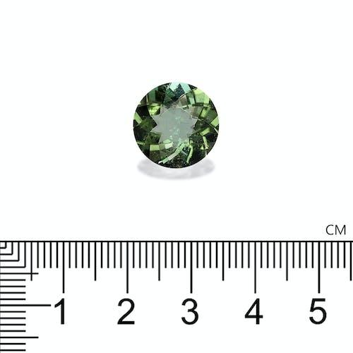 TG0634 2.jpg?auto=format&ixlib=php 3.3 - 7.64ct Cotton Green Tourmaline stone 13mm