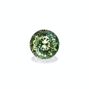 TG0635 : 11.39ct Olive Green Tourmaline – 13mm