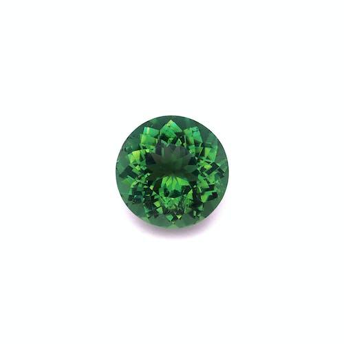 TG0636 : 15.15ct Green Tourmaline