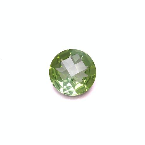 TG0637 : 7.20ct Green Tourmaline