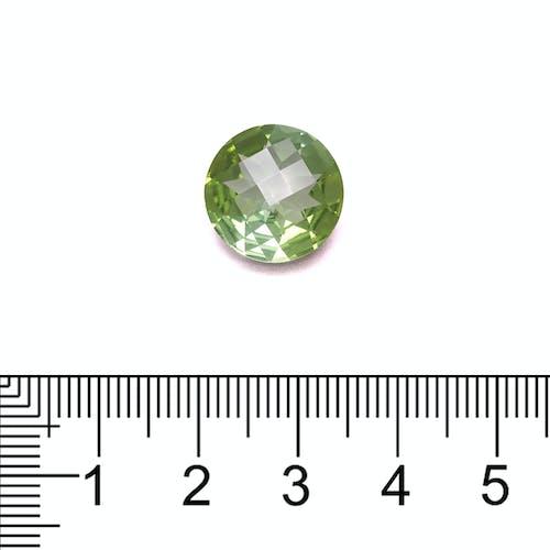 TG0637 : 7.20ct Green Tourmaline Scale Image