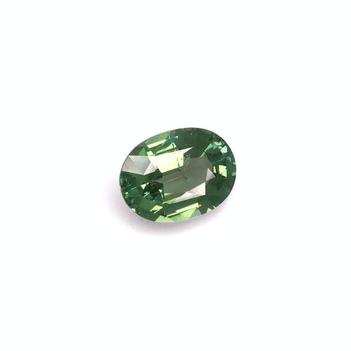 TG0647 : 9.68ct Green Tourmaline Back Image