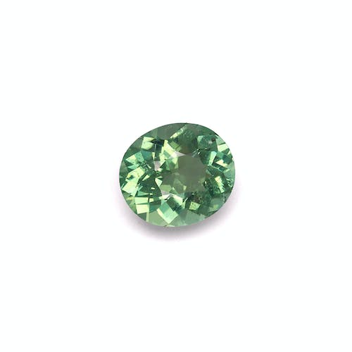 TG0659 : 11.74ct Green Tourmaline Back Image