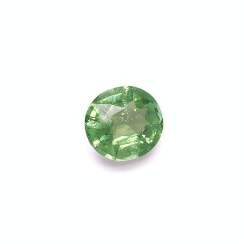TG0698 : 6.95ct Cotton Green Tourmaline