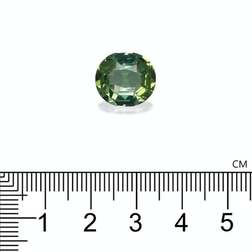 TG0701 : 6.17ct Cotton Green Tourmaline