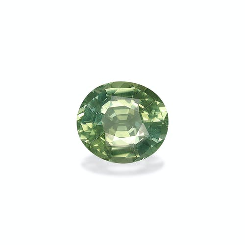 TG0707.jpg?auto=format&ixlib=php 3.3 - 9.69ct Cotton Green Tourmaline stone 15x13mm