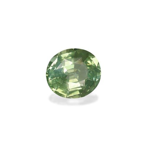 TG0707 1.jpg?auto=format&ixlib=php 3.3 - 9.69ct Cotton Green Tourmaline stone 15x13mm