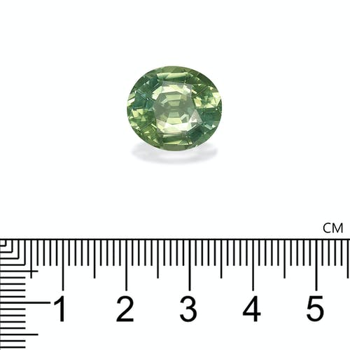 TG0707 2.jpg?auto=format&ixlib=php 3.3 - 9.69ct Cotton Green Tourmaline stone 15x13mm