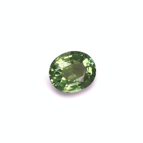 TG0709 : 9.83ct Green Tourmaline Back Image