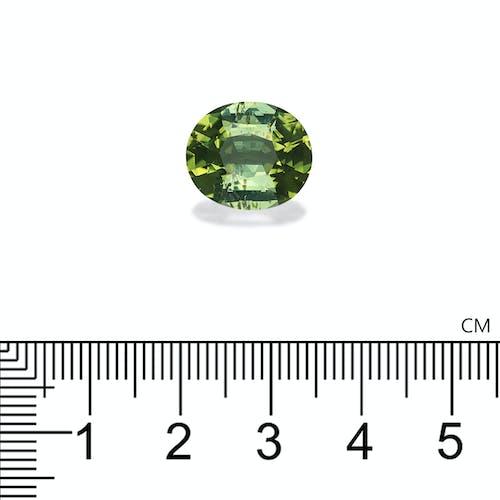 TG0718 : 7.84ct Lime Green Tourmaline – 14x12mm