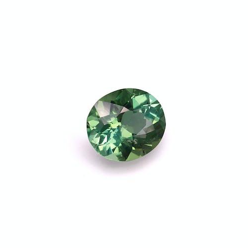 TG0720 : 8.00ct Green Tourmaline Back Image