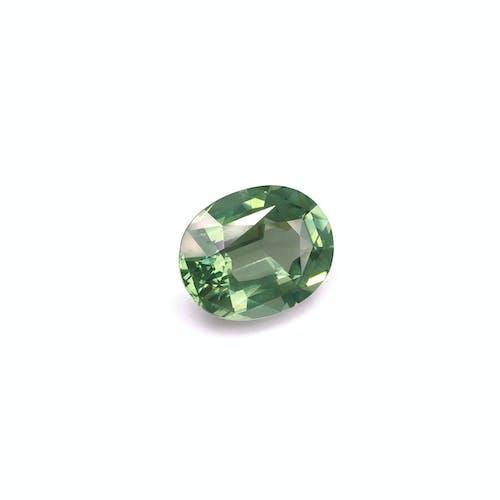 TG0771 : 13.73ct Green Tourmaline Back Image