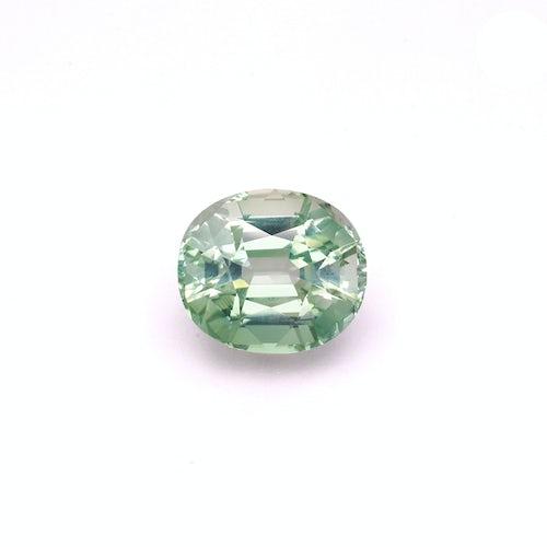 TG0775 : 9.67ct Green Tourmaline