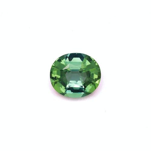TG0779 : 8.37ct Green Tourmaline