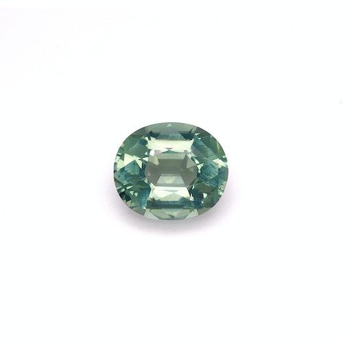 TG0785 : 7.69ct Green Tourmaline