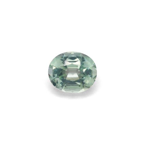 TG0787 : 6.08ct Mist Green Tourmaline – 13x11mm