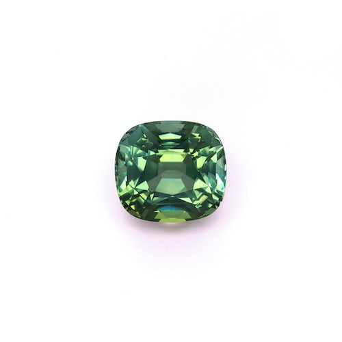 TG0820 : 9.68ct Green Tourmaline