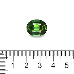 TG0834 : 10.53ct Green Tourmaline Scale Image