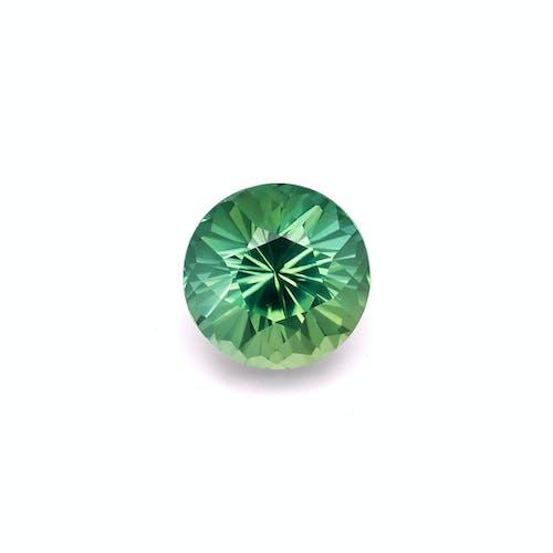 TG0836 : 11.13ct Green Tourmaline