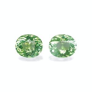TG0960 : 42.36ct Cotton Green Tourmaline – Pair