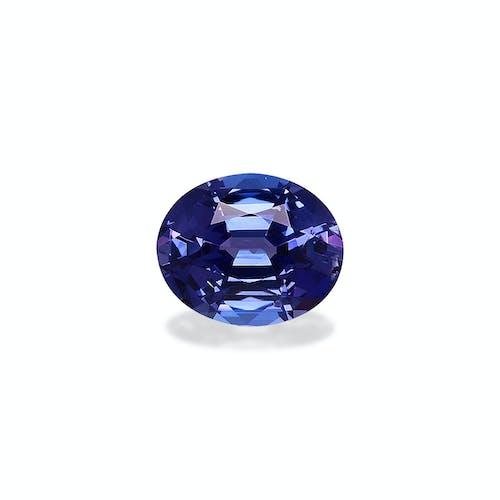 TN0026 : 3.76ct AAA+ Violet Blue Tanzanite – 11x9mm