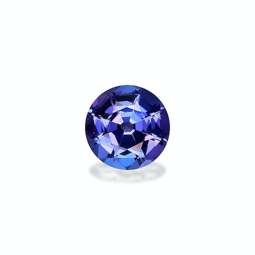 TN0040 : 1.94ct AAA+ Violet Blue Tanzanite – 8mm